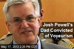 Josh Powell's Dad Convicted of Voyeurism