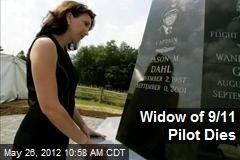 Widow of 9/11 Pilot Dies