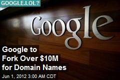 Google Seeks .Lol, Dozens More Domain Names