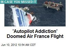 Lack of Training Blamed for Deadly Air France Crash