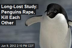 Long-Lost Paper Reveals 'Sexual Depravity' of Penguins