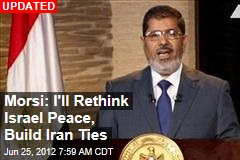Egypt's Morsi Cautiously Begins Building Team