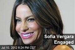 Sofia Vergara Engaged