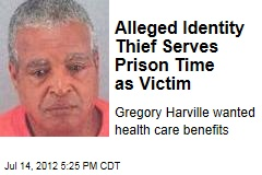 Alleged Identity Thief Serves Prison Time as Victim
