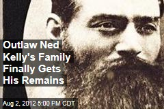Outlaw Ned Kelly's Family Finally Gets His Remains