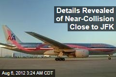Details Bared of Near-Collision Close to JFK