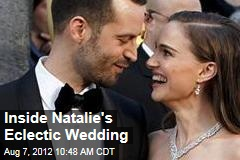 Inside Natalie's Eclectic Wedding
