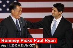 All Signs Point to Ryan as Vice President Pick