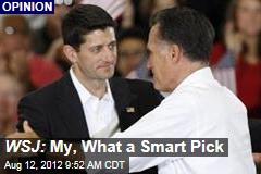 WSJ: My, What a Smart Pick
