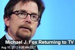 Michael J. Fox Returning to TV