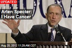 Seriously Ill Arlen Specter Hospitalized