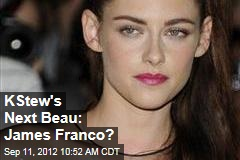 KStew's Next Beau: James Franco?