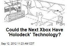 Could the Next Xbox Have 'Holodeck' Technology?