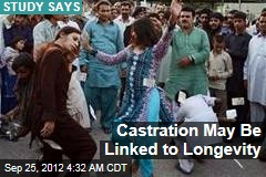 Is Castration Linked to Longevity?
