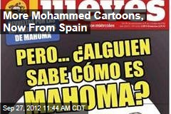 More Mohammed Cartoons, Now From Spain
