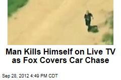 Man Shoots Himself Live on Fox News