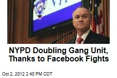 NYPD Doubling Gang Unit, Thanks to Facebook Fights