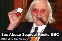 Sex Abuse Scandal Rocks BBC