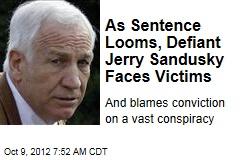 Sandusky Blames Guilty Verdict on Web of Conspiracy