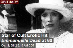 Star of Cult Erotic Hit Emmanuelle Dead at 60