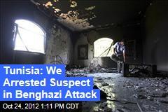 Tunisia: We Arrested Suspect in Benghazi Attack