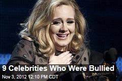 9 Celebrities Who Were Bullied