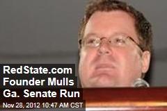 RedState.com Founder Mulls Ga. Senate Run