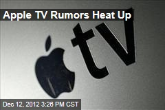 Apple TV Rumors Heat Up