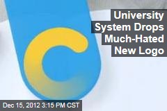 University System Drops Much-Hated New Logo