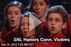 SNL Open Honors Conn. Victims