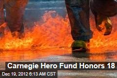 Carnegie Hero Fund Honors 18