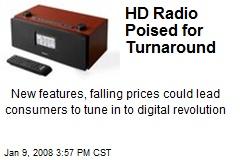 HD Radio Poised for Turnaround
