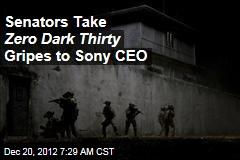 Senators Bash Torture Scenes in Zero Dark Thirty as 'Misleading'