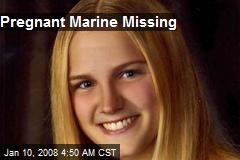 Pregnant Marine Missing