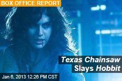 Texas Chainsaw Slays Hobbit