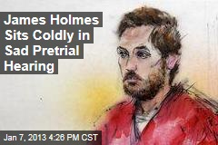 Holmes Was 'Relaxed' After Dark Knight Massacre