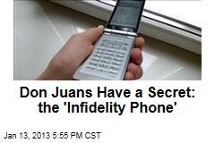 Don Juans Have a Secret: the 'Infidelity Phone'