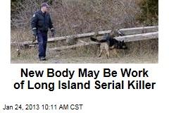 New Body May Be Work of Long Island Serial Killer