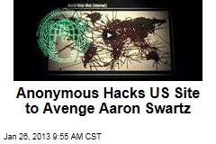 Anonymous Hacks US Sentencing Website