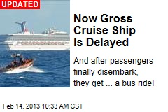 Carnival Axes Cruise Ship's Next 14 Cruises