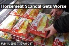 Horsemeat Scandal Gets Worse