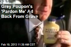 Grey Poupon's 'Pardon Me' Ad Back From the Grave