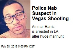 Police Nab Suspect in Vegas Shooting