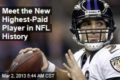 Meet the New Highest-Paid Player in NFL History