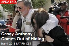 Casey Anthony to Come Out of Hiding