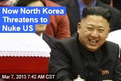 North Korea Threatens Preemptive Nuke Strike