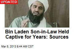 Bin Laden Son-in-Law Held in Iran for Years: Report