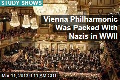 Vienna Philarmonic Was Packed With Nazis in WWII