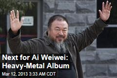 Chinese Dissident Plans Metal Album