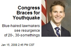 Congress Braces for Youthquake